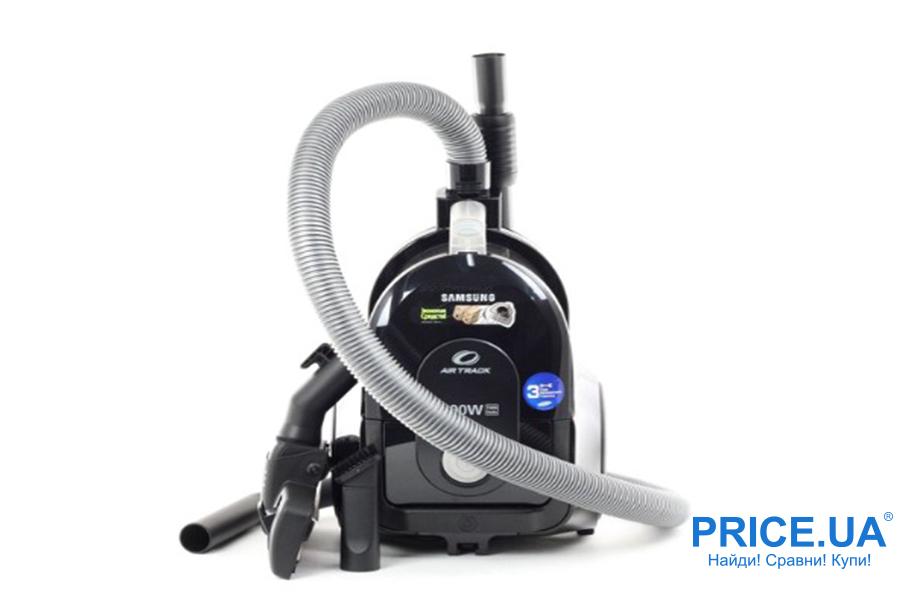 Популярные пылесосы: топ-5. Samsung VCC-4325S3K