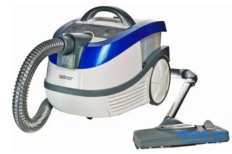 Популярные пылесосы: топ-5. Zelmer Aquawelt 919.0 ST