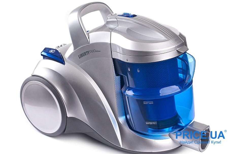 Популярные пылесосы: топ-5.Пылесосы с аквафильтром и моющие
