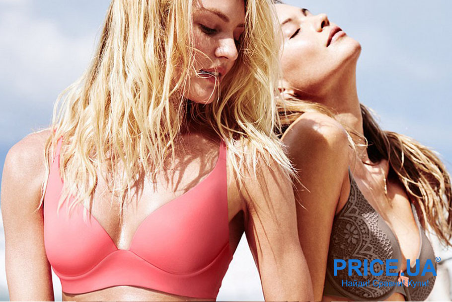 Секреты красивой груди: как выбрать бюстгальтер?