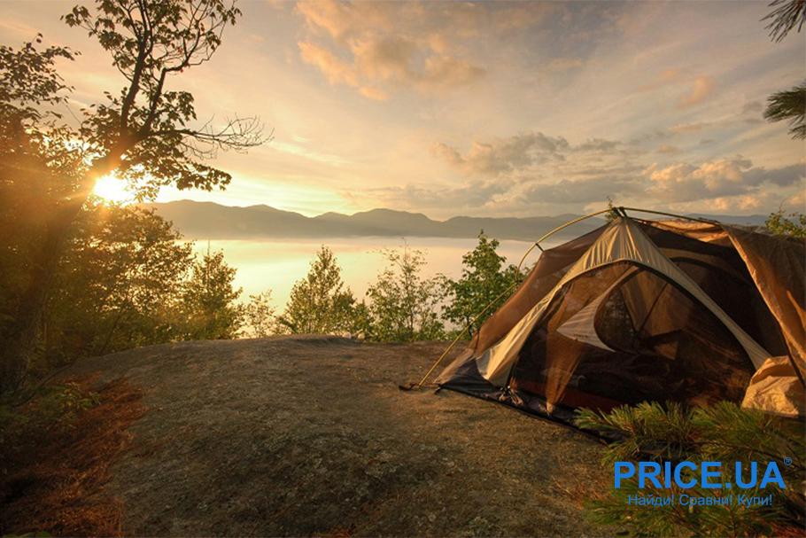 Как правильно выбрать палатку.Конструкция и назначение палаток