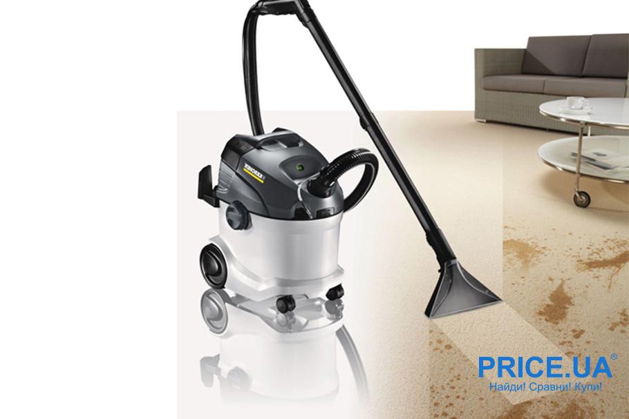 Как выбрать хороший и удобный моющий пылесос