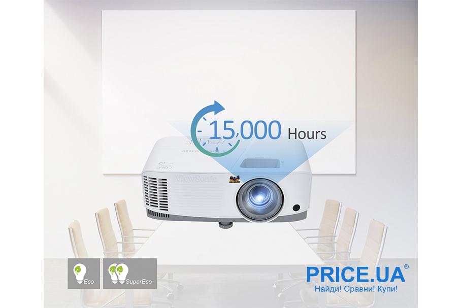 Какую лампу выбрать для проектора? Срок службы лампы