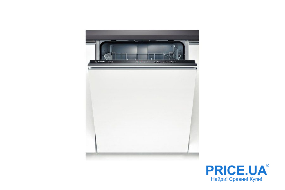 Топ-10 практичных и востребованных посудомойных машин. Bosch SMV 40D70