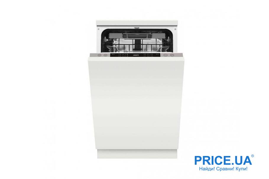 Топ-10 практичных и востребованных посудомойных машин. Liberty DIM 463