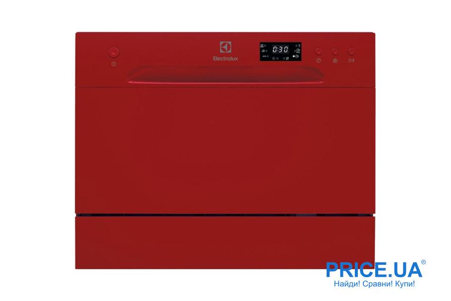 Топ-10 практичных и востребованных посудомойных машин. Electrolux ESF 2400 OH