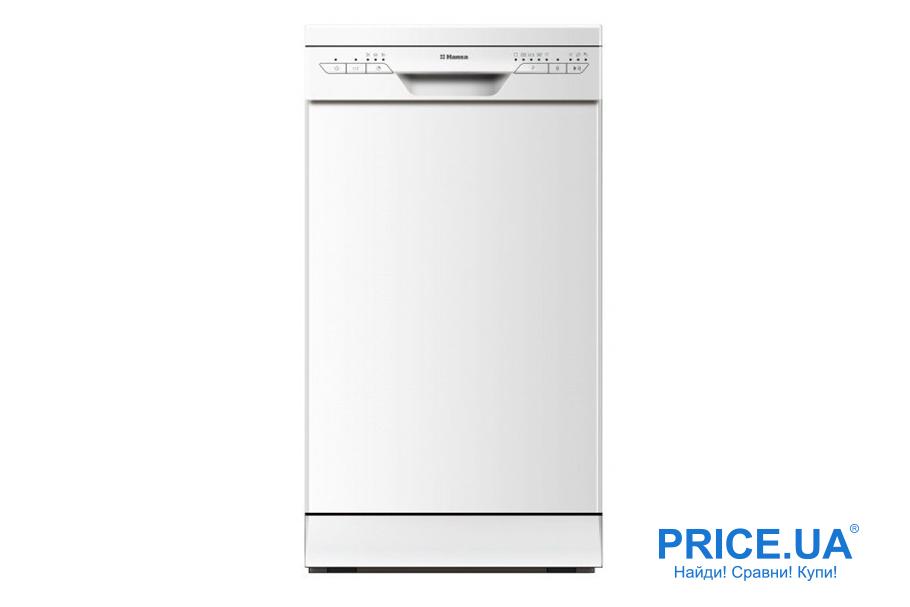 Топ-10 практичных и востребованных посудомойных машин. HANSA ZWM 415 WB