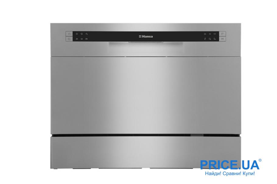 Топ-10 практичных и востребованных посудомойных машин. Hansa ZWM 536 SH