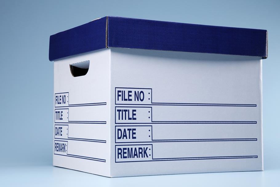 бокс для документов