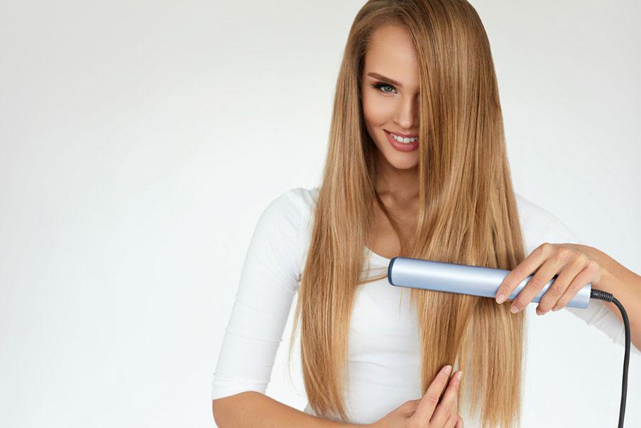 утюжки для волос
