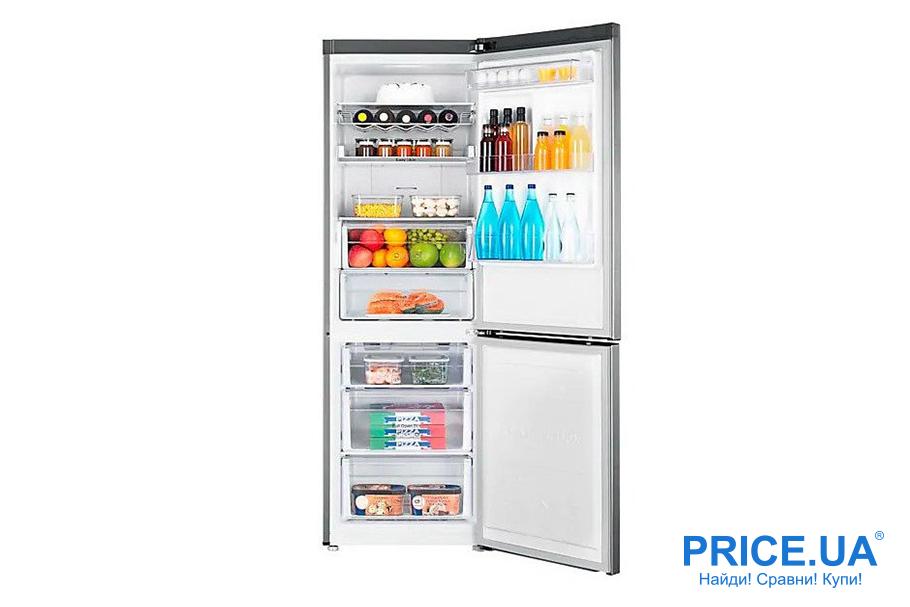 Топ-5 оптимальных холодильников Samsung. Samsung RB-33 J3215SS