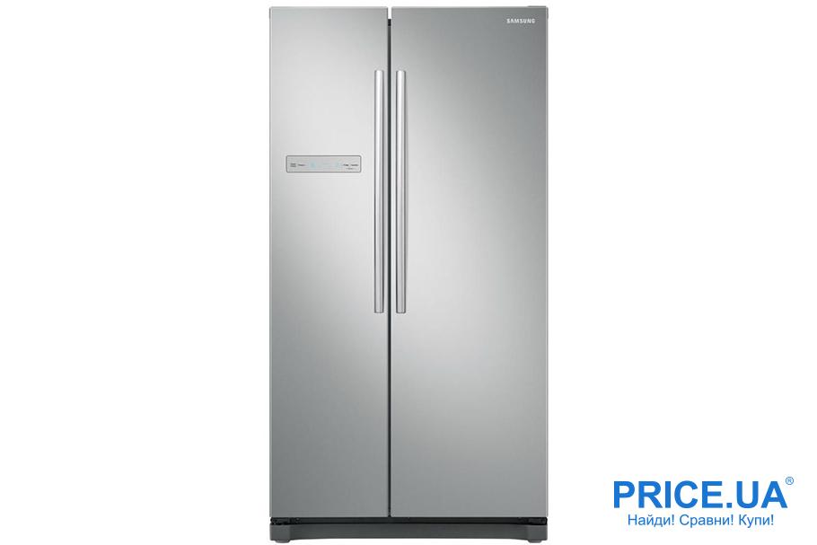 Топ-5 оптимальных холодильников Samsung. Samsung RS-54N3013SA