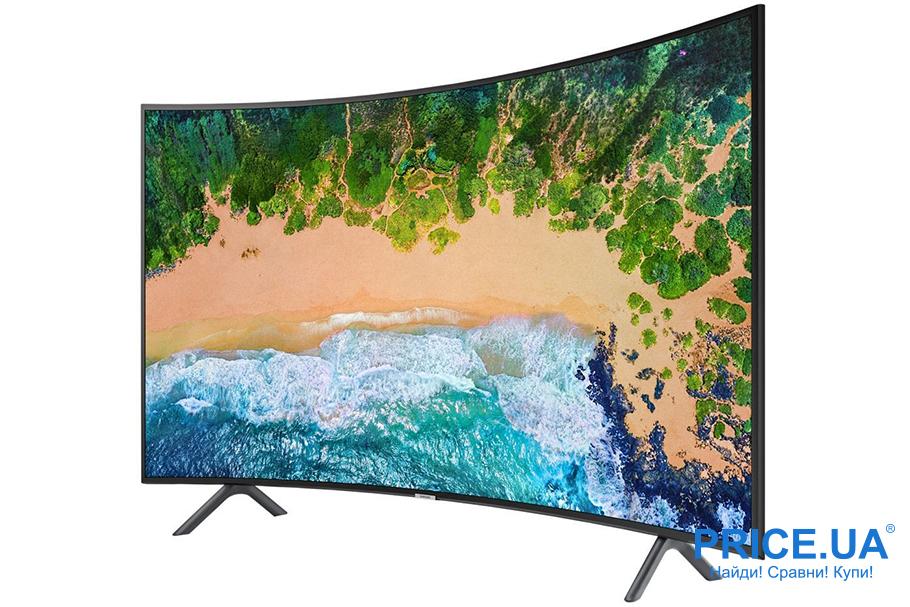 Популярные телевизоры по версии Price.ua: топ-10. Samsung UE-49NU7372