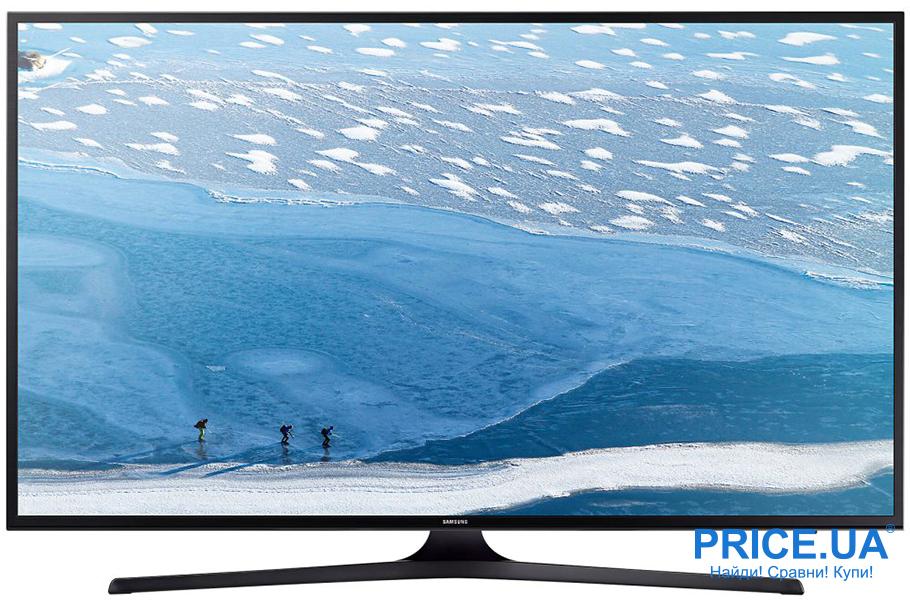 Популярные телевизоры по версии Price.ua: топ-10. Samsung UE-55NU7372
