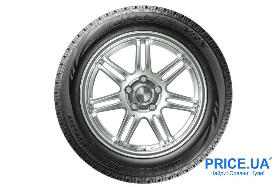 Десятка лучших недорогих зимних шин. BRIDGESTONE BLIZZAK VRX (205/55R16 91S)