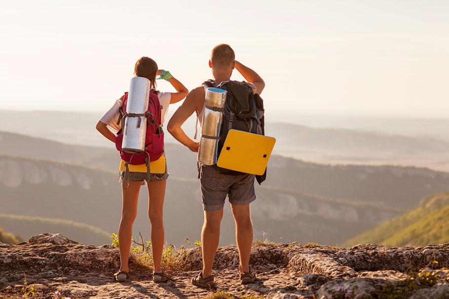 рюкзаки в горы