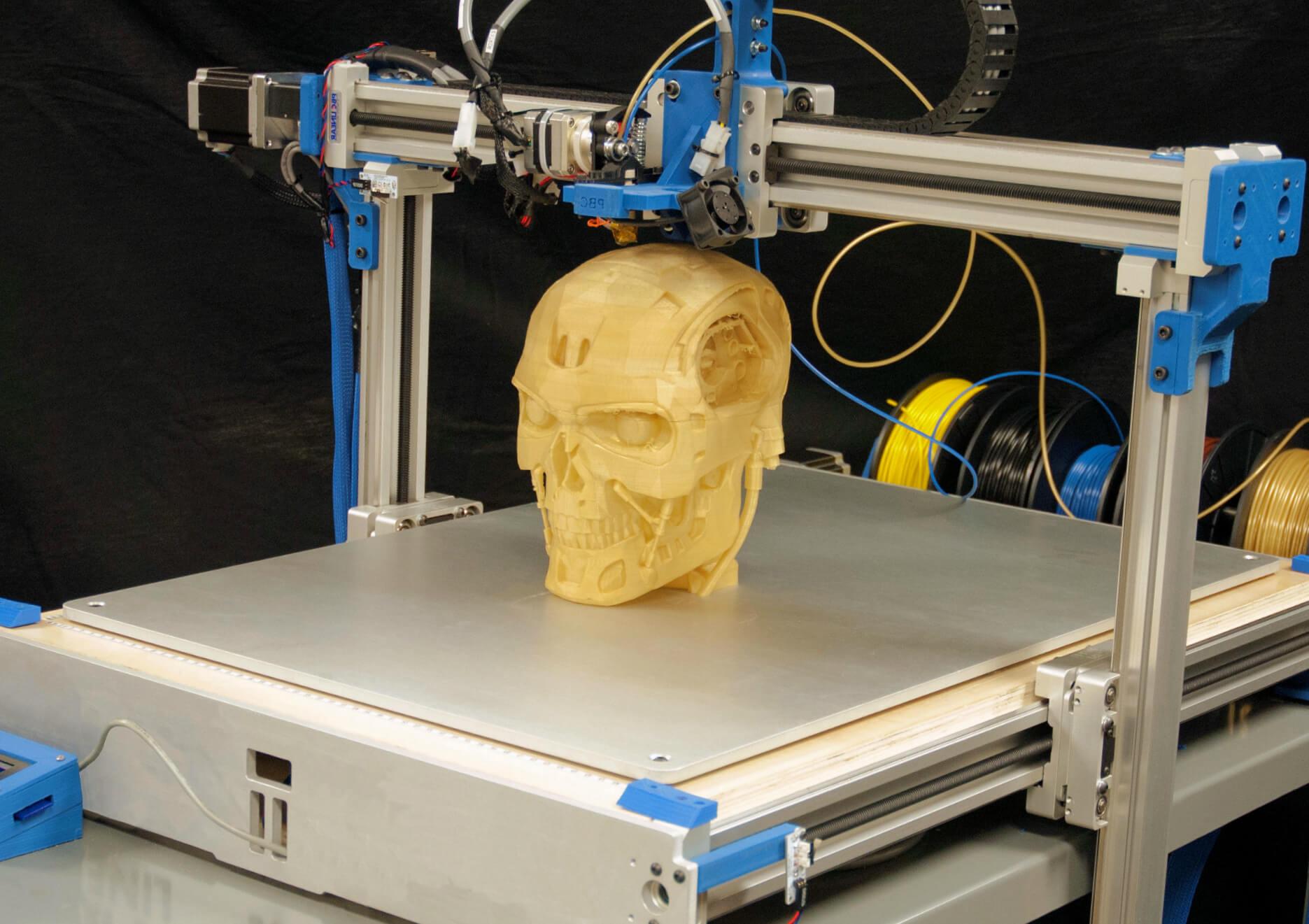 Индустрия 3D-печати