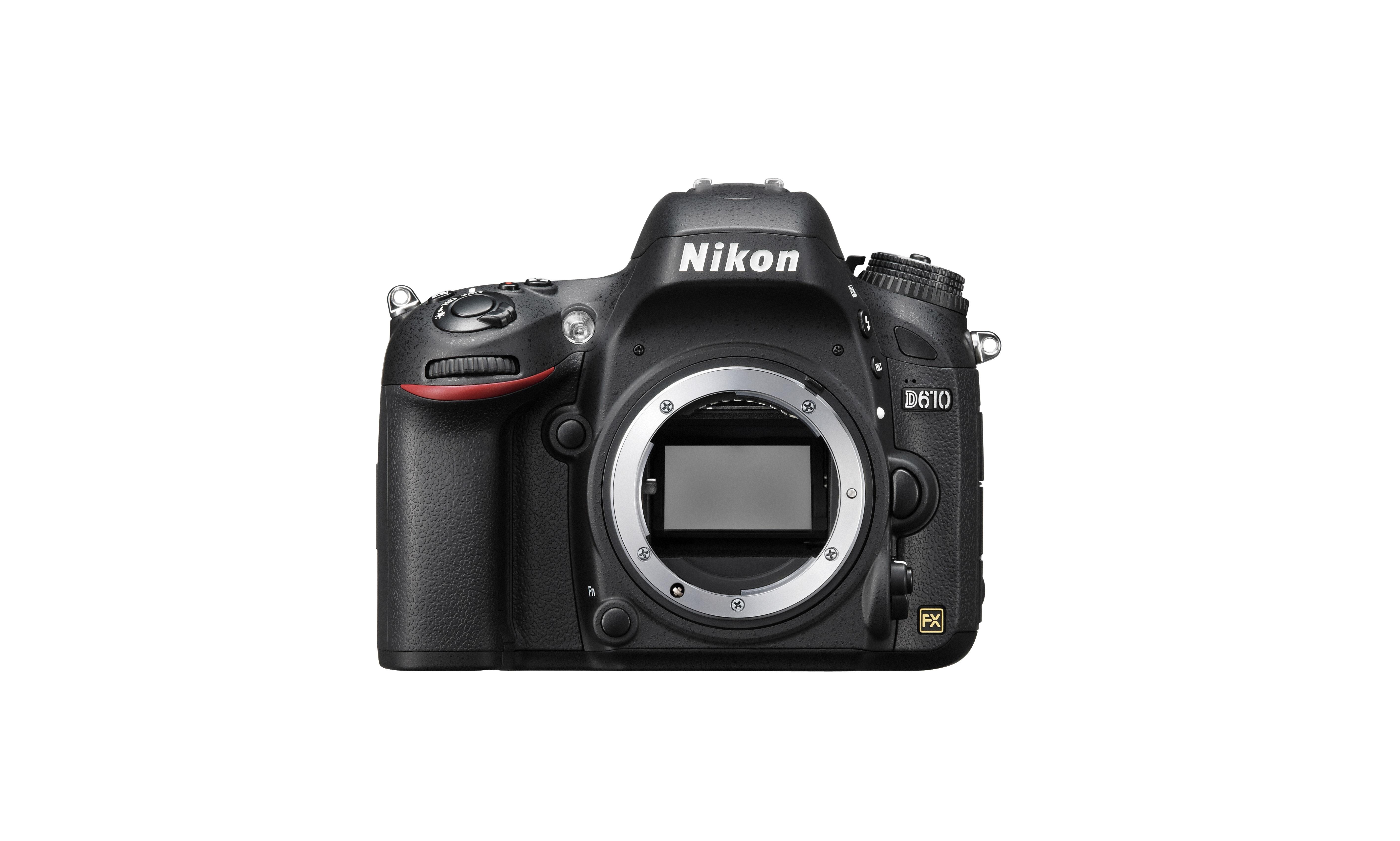 Kamera Nikon D610 возможный комплект Nikon 60mm f/2.8D AF Micro Nikkor