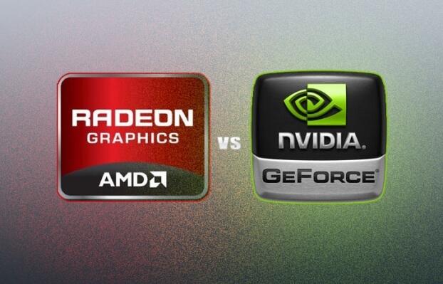 AMD и Nvidia - производителди графики для ноутбуков