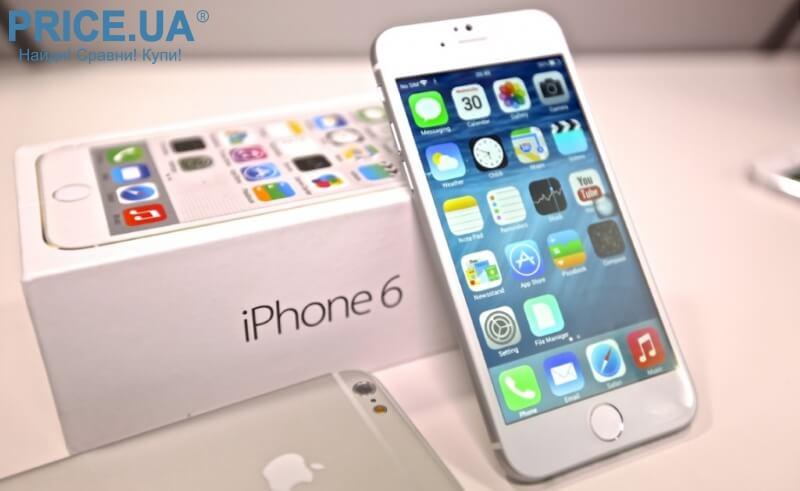 Apple iPhone 6 16GB - смартфон среднего класса, актуальный и в 2017