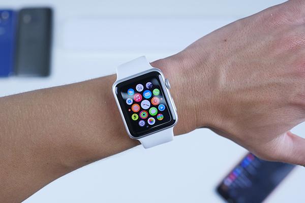 Apple смарт часы