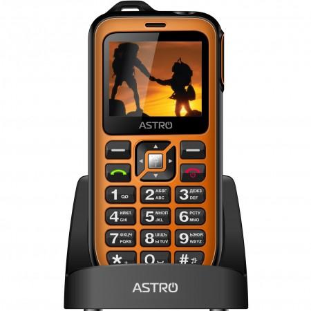 Astro B200 RX - лучший бабушкофон с цветным экраном