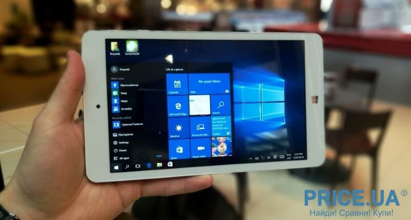 Chuwi Hi8 - лучший Windows Планшет до 100 долларов