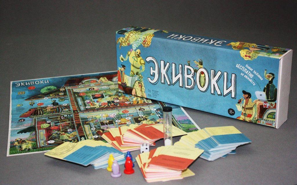 Экивоки - настольная игра для компании с подвохом