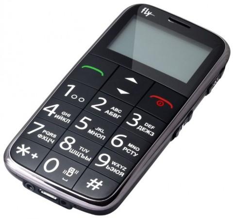 Fly Ezzy - лучший телефон для бабушки