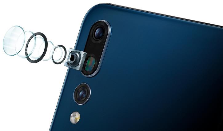 Huawei камера