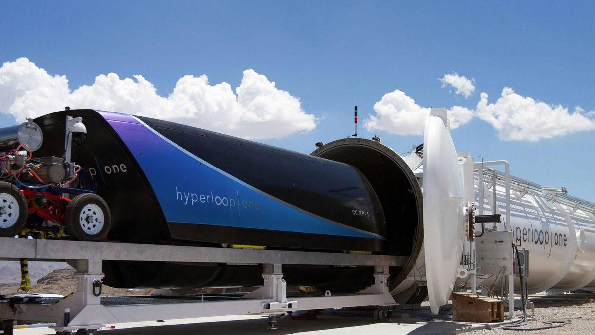 Hyperloop в украине