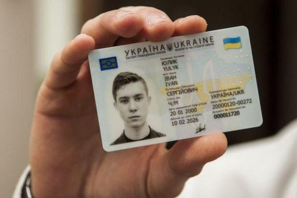 ID-паспорт