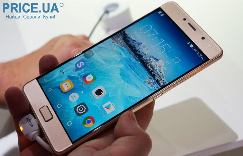 Lenovo Vibe P2 - самый живучий смартфон на 5,5