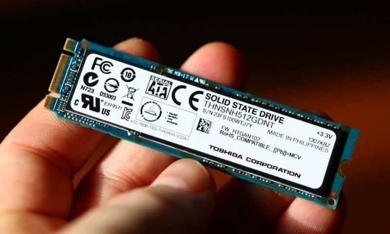M2 SSD для ноутбука