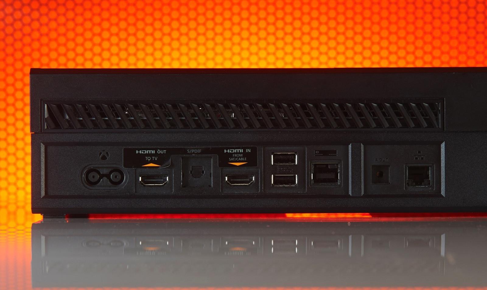 Microsoft Xbox One: интерфейсы