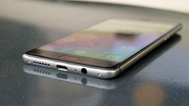 OnePlus 3 разъём для наушников есть