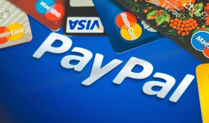 PayPal украина