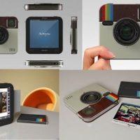 Polaroid Socialmatic — фотоаппарат для инстаграммеров ну с очень прозрачным названием :-)