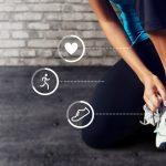 GPS следит за ритмом сердца, преодоленной дистанцией и количеством сделанных шагов