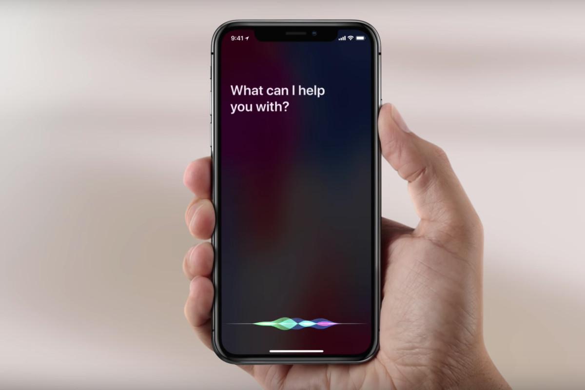 Siri ультразвук