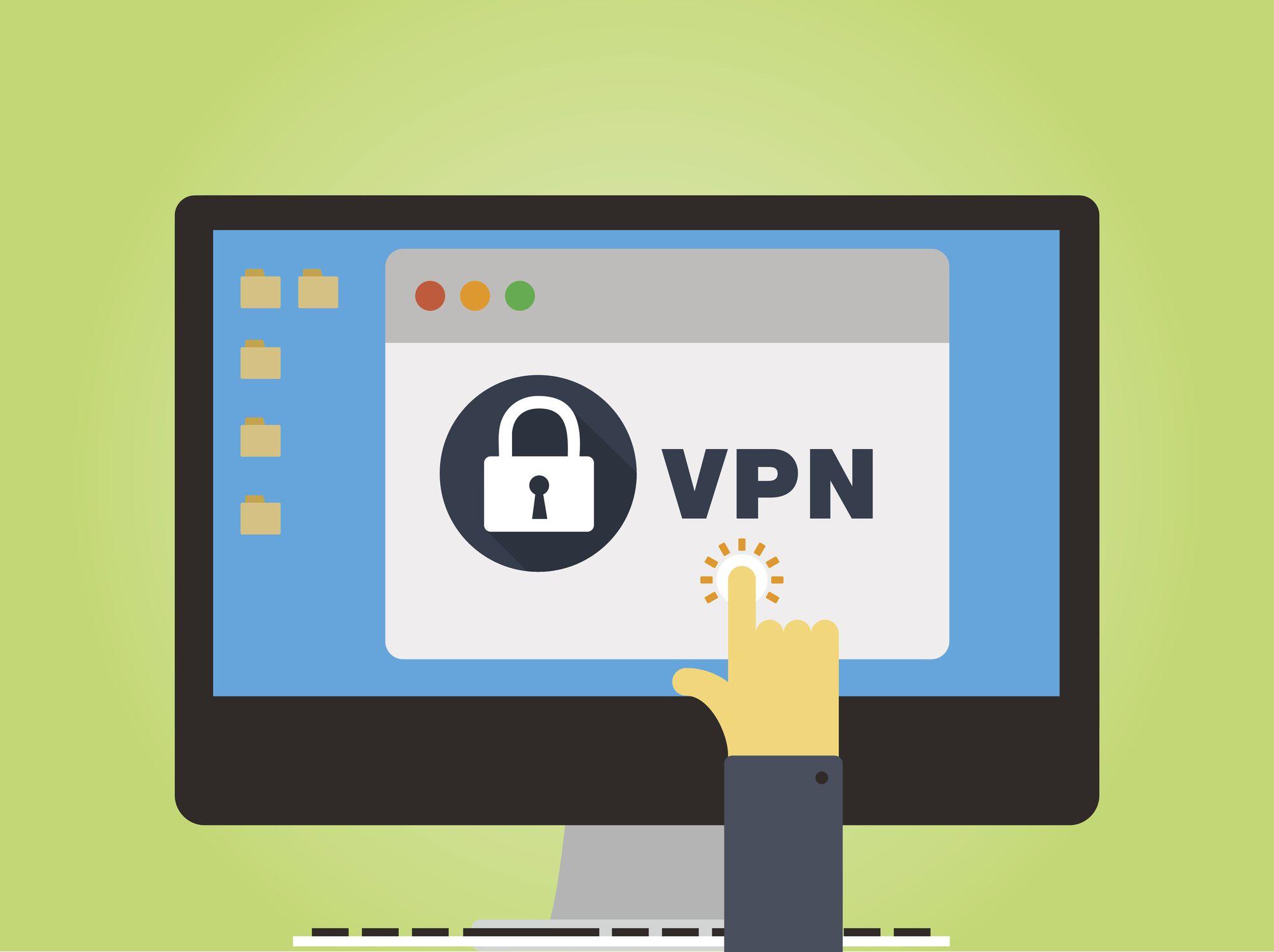 VPN opera