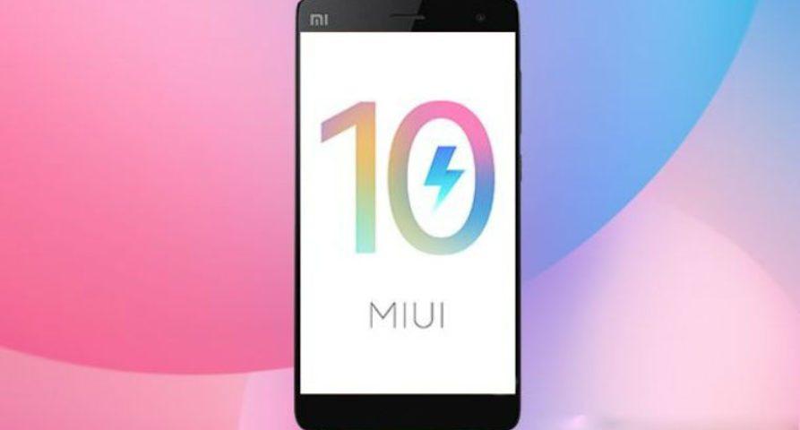 Xiaomi miu10