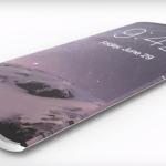 iPhone 8 с предполагаемой датой выхода на экране