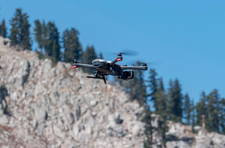 GoPro Karma летает только на километр от пульта