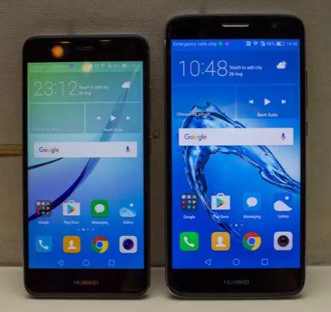 Huawei Nova и Nova Plus обзор характеристик