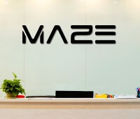 maze Alpha - смартфон без рамок