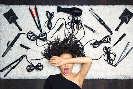 Для чего нужна плойка для волос