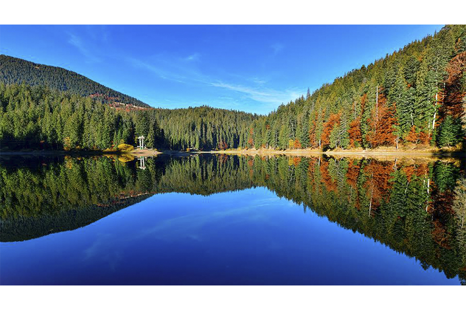 Путешествуем по Украине: Озеро Синевир