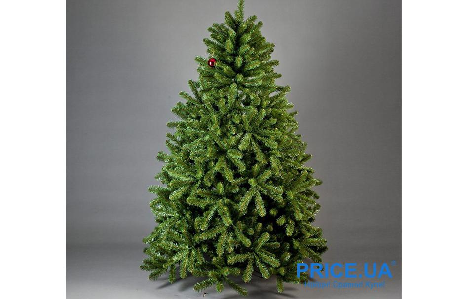 Секреты выбора искусственной елки. Подбор высоты