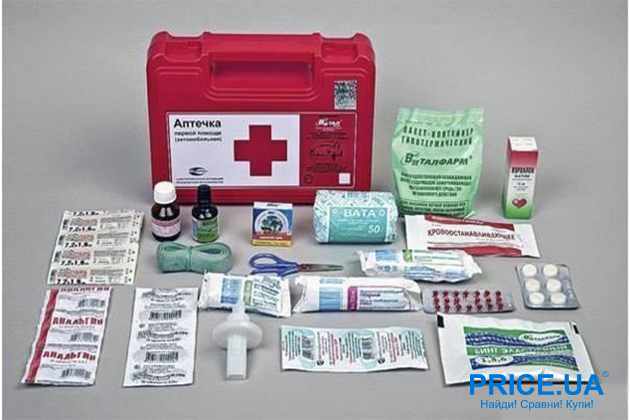 Лайфхак: собираем тревожный чемоданчик. Аптечка